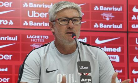 Odair usa exemplo familiar para comparar o retorno do Inter ao Beira-Rio
