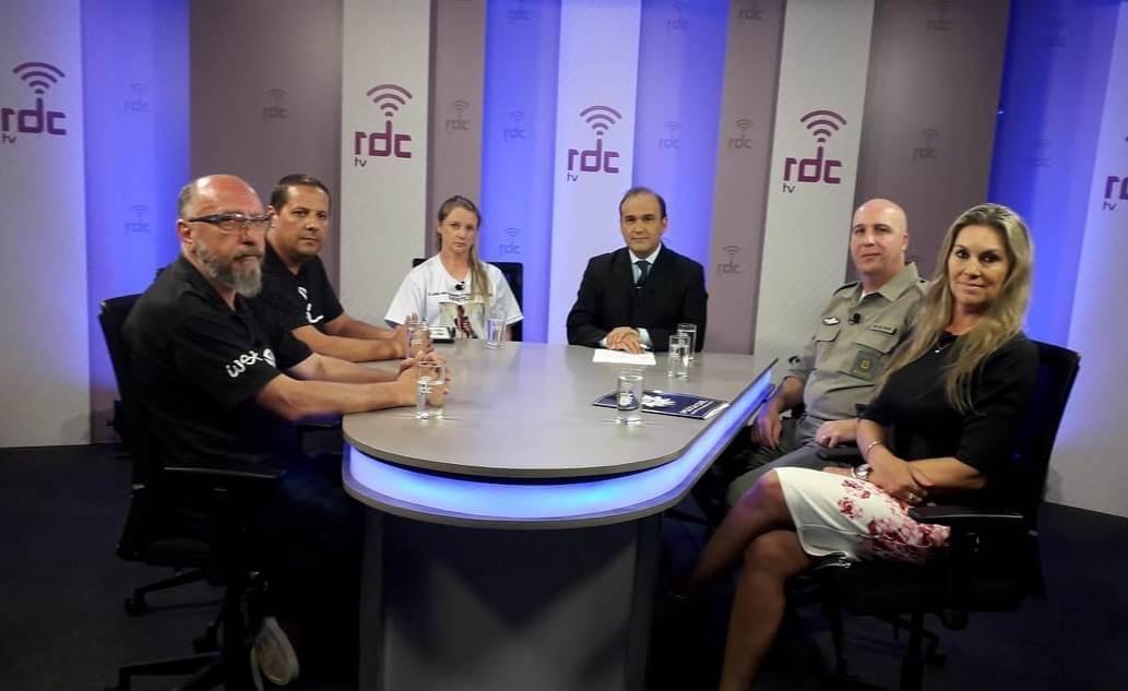 Ricardo Azeredo: Segurança para os motoristas de aplicativo
