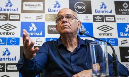 Romildo promete um Grêmio forte em 2019