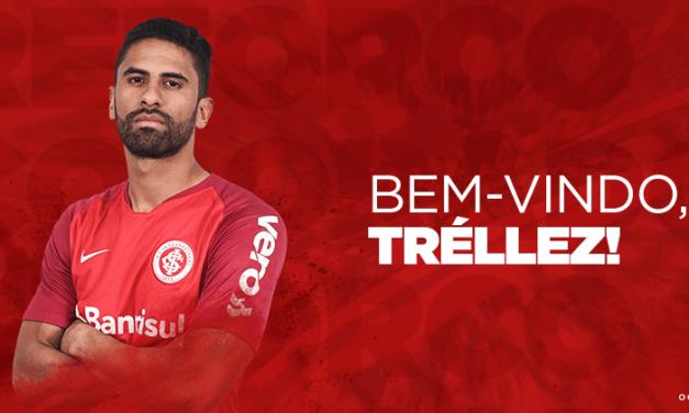 Inter confirma a contratação de Tréllez