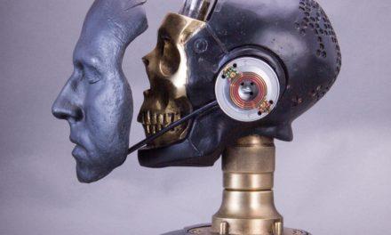 "Margs promove bate-papo com escultor da mostra ""Homo Machina"""