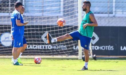 Grêmio fará jogo-treino nesta tarde de quinta-feira