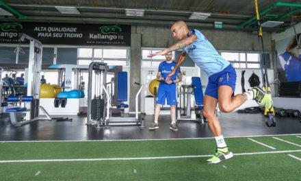 Primeiros testes de Diego Tardelli animam o Grêmio