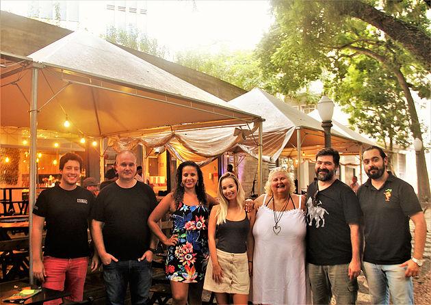 Projeto cultural busca reaproximar porto-alegrenses da Praça da Alfândega