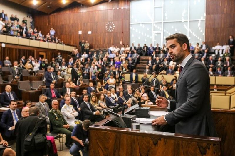 Ricardo Azeredo – Começa a batalha em plenário
