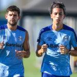 Renato tem problemas para escalar o Grêmio contra o Juventude
