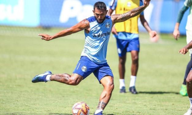 Mudanças no time reserva do Grêmio que vai enfrentar o Pelotas