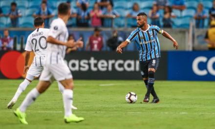 Grêmio perde, em casa, para o Libertad