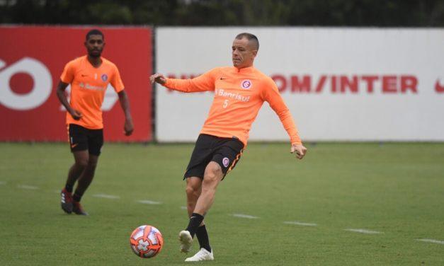 D'Alessandro será titular no jogo desta noite contra o Novo Hamburgo