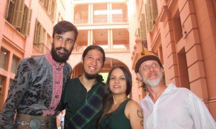 Consulado Irlandês celebra St. Patrik's Day na Casa de Cultura Mario Quintana