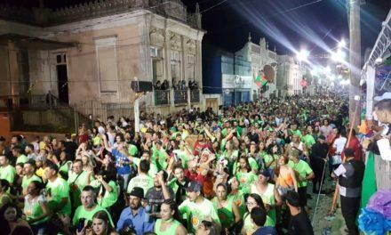 """Carnaval de Jaguarão, """"Salvador do Sul"""", dobra a população do município"""