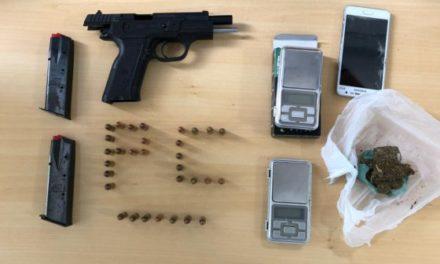 Polícia Civil apreende adolescente suspeita de planejar atentado a uma escola de Roca Sales