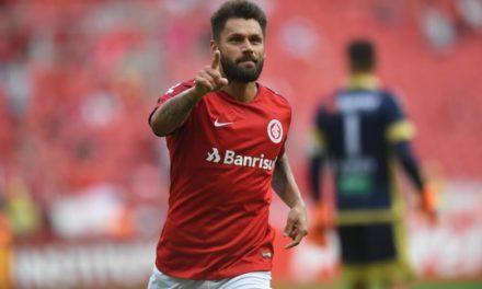 Sobis será a novidade no time do Inter na Libertadores