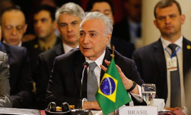 Ex-presidente Michel Temer é preso