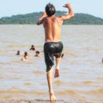 Veja as praias de Porto Alegre que estão liberadas para banho