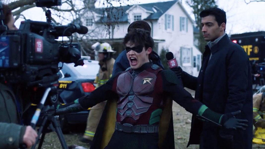 Segunda temporada de Titãs ganha trailer