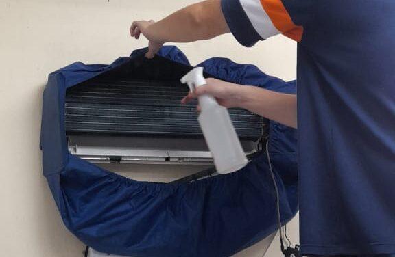 Prefeitura de Gravataí promove ação de limpeza nas unidades de saúde do município
