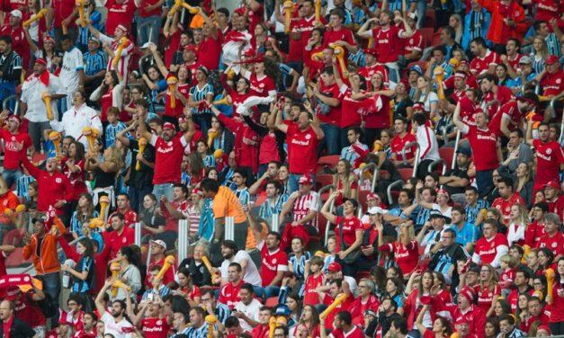 Governo gaúcho libera volta do público aos estádios